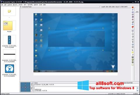 Screenshot ScreenShot for Windows 8