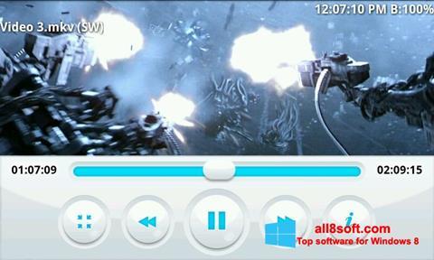 Screenshot BSPlayer for Windows 8