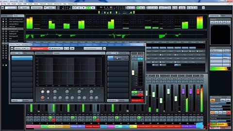 Screenshot Cubase for Windows 8