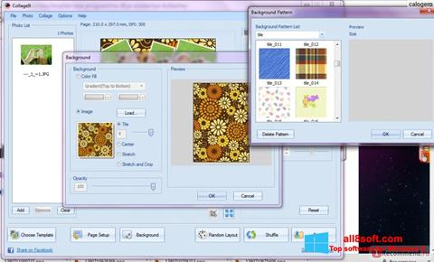 Screenshot CollageIt for Windows 8
