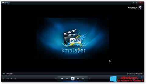 Screenshot KMPlayer for Windows 8