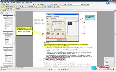 Screenshot PDF-XChange Editor for Windows 8