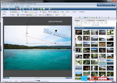 Screenshot Ashampoo Photo Commander for Windows 8