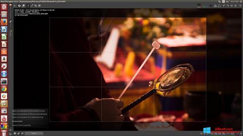 Screenshot RawTherapee for Windows 8