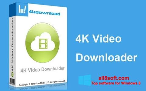 Screenshot 4K Video Downloader for Windows 8