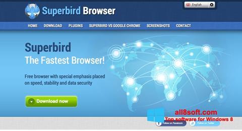 Screenshot Superbird for Windows 8
