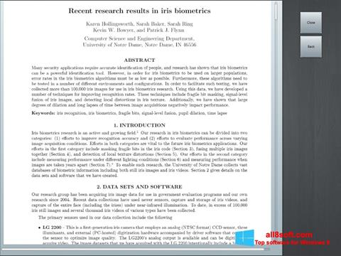Screenshot Doc Viewer for Windows 8