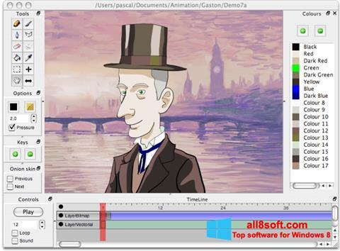 Screenshot Pencil for Windows 8
