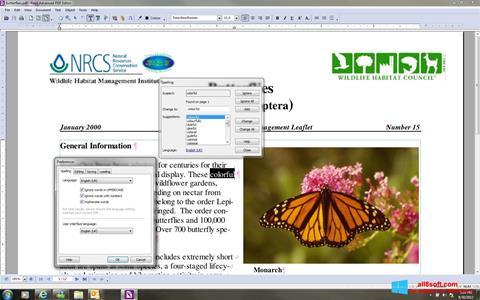 Screenshot Foxit Advanced PDF Editor for Windows 8