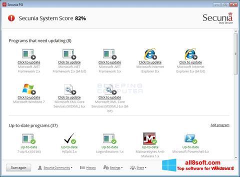 Screenshot Psi for Windows 8