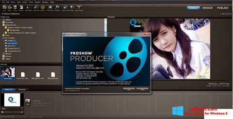Screenshot ProShow Producer for Windows 8