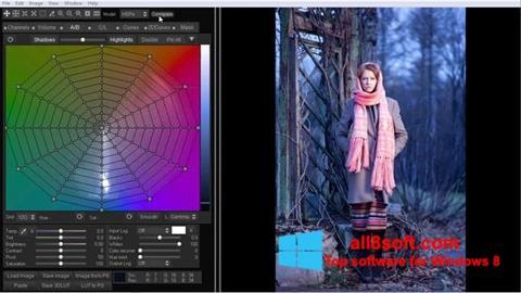 Screenshot 3D LUT Creator for Windows 8