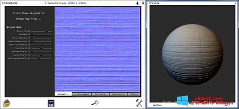Screenshot CrazyBump for Windows 8