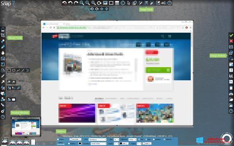 Screenshot Ashampoo Snap for Windows 8