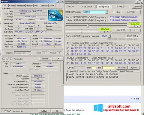 Screenshot SetFSB for Windows 8