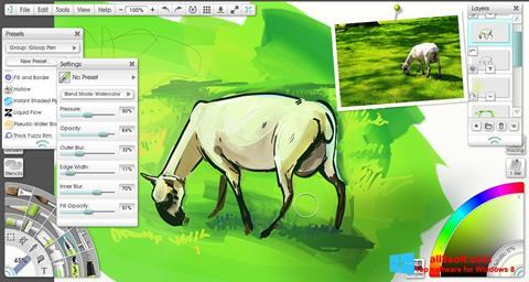 Screenshot ArtRage for Windows 8