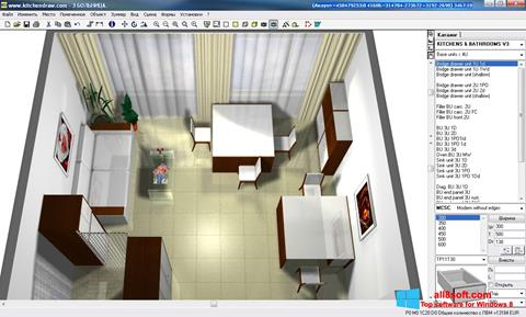 Screenshot KitchenDraw for Windows 8
