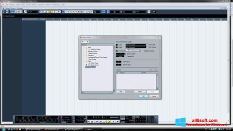 Screenshot ASIO4ALL for Windows 8
