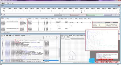 Screenshot Direct3D for Windows 8