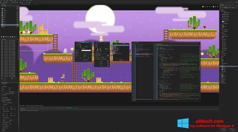 Screenshot Game Maker for Windows 8