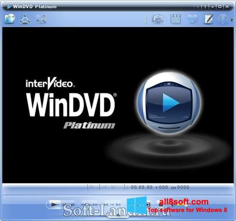 Screenshot WinDVD for Windows 8