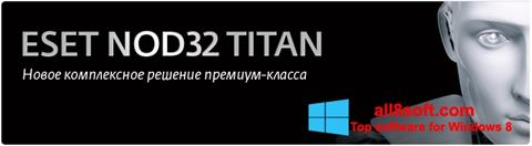 Screenshot ESET NOD32 Titan for Windows 8