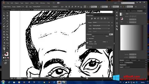 Screenshot Adobe Illustrator for Windows 8