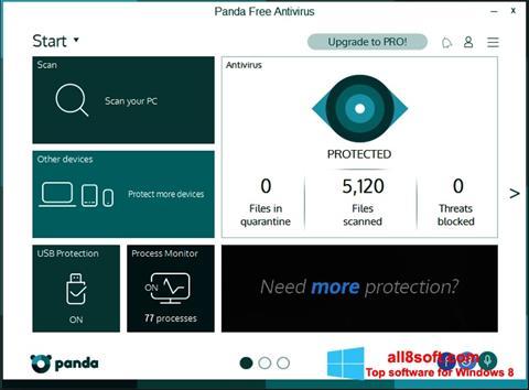 Screenshot Panda for Windows 8