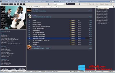 Screenshot Foobar2000 for Windows 8