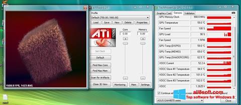 Screenshot ATITool for Windows 8